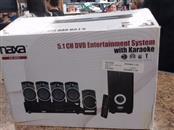 NAXA Surround Sound Speakers & System ND-859